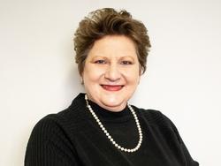 Sue Marias, estate agent